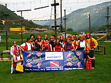 Oink Rafting Val di Sole